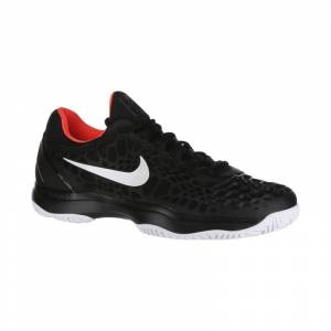 Nike Air Zoom Cage 3 All Court Black/Red 42