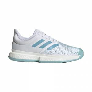 Adidas Solecourt Boost White 46 2/3