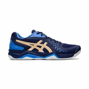 Asics GEL-Challenger 12 Clay/Padel Peacoat/Champagne 43.5