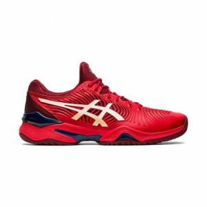 Asics Court FF 2 Classic Red/White 42