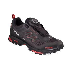 Viking Footwear Anaconda Light Boa GTX - Sko - Black/Silver - 43