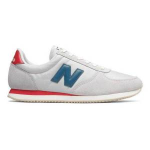 New Balance Men's Casual Trainers New Balance U220GB White Blue - 42