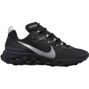 Nike Sportswear - React Element 55 SE Herrs Sneaker black EU 42,5 - US 9