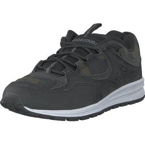 DC Shoes Kalis Lite Se Black Camo, Skor, Sneakers & Sportskor, Löparskor, Svart, Grå, Herr, 43