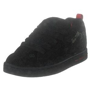DC Shoes Court Graffik Se Camo, Herr, Shoes, svart, EU 47