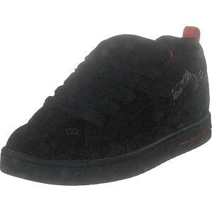 DC Shoes Court Graffik Se Camo, Skor, Sneakers och Träningsskor, Sneakers, Svart, Herr, 55