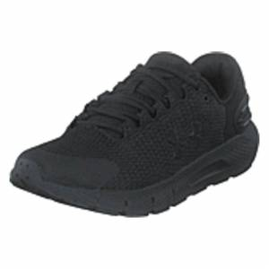 Under Armour Ua Charged Rogue 2.5 Black / Black / Black, shoes, svart, EU 43