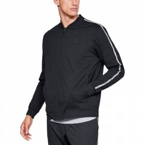 Under Armour Men´s Sportstyle Tricot Track Jacket Svart