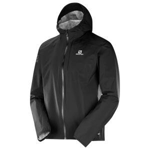 Salomon Men's Bonatti Waterproof Jacket Svart