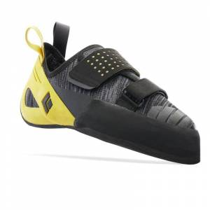 Black Diamond Men's Zone Climbing Shoes Svart