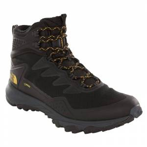 The North Face Men's Ultra Fastpack III Mid Gore-Tex Svart