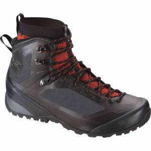 Arc'Teryx Bora2 Mid Gore-Tex Hiking Boot Men's Svart