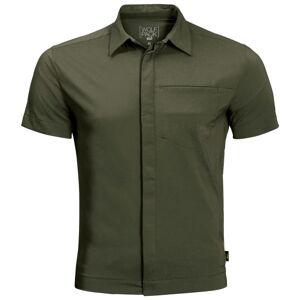 Jack Wolfskin Men's Jwp Shirt Grön