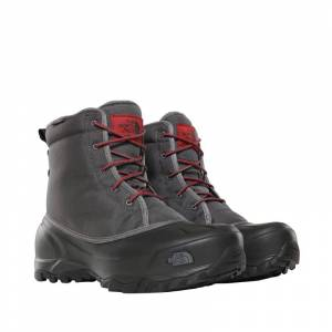 The North Face Men's Tsumoru Boot Grå