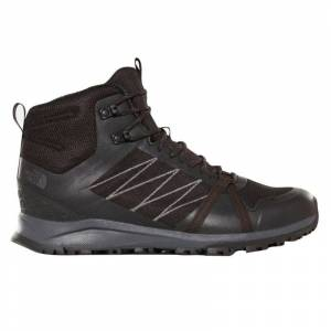 The North Face Men's Litewave Fastpack II Mid GORE-TEX® Svart
