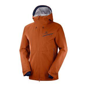 Salomon Men's Qst Guard 3L Jacket Brun