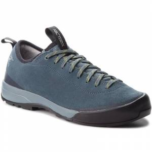 Arc'Teryx Men's Acrux SL Leather Approach Shoe Blå