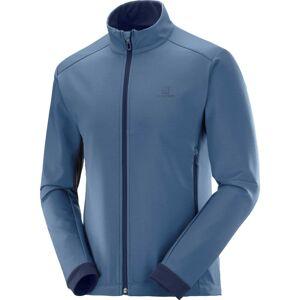 Salomon Men's Agile Softshell Jacket Blå