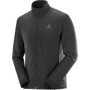 Salomon Men's Agile Softshell Jacket Svart