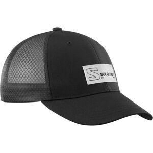 Salomon Trucker Curved Cap Svart