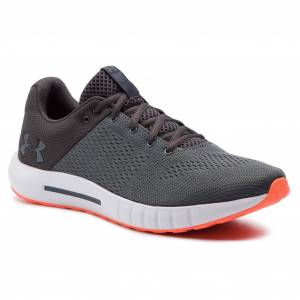 Under Armour Skor UNDER ARMOUR - Ua Micro G Pursuit 3000011-113 Gry