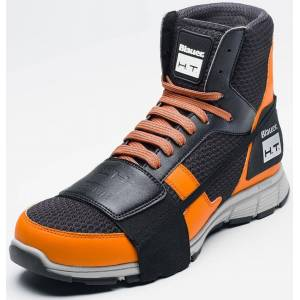 Blauer Sneaker HT01 Skor Orange 39
