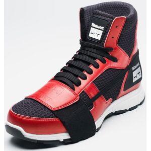 Blauer Sneaker HT01 Skor Röd 46