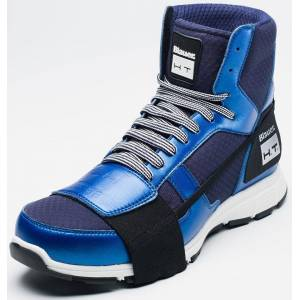Blauer Sneaker HT01 Skor 38 Blå