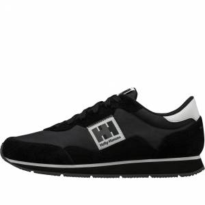 Helly Hansen Ripples Lowcut Sneaker 44.5 Black