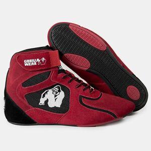 Gorilla Wear Chicago High Tops, Red/black, Eu36