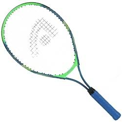 Adams Raquete de Tênis Adams Star 25 - Infantil - AZUL ESC/VERDE CLA