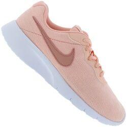 Nike Tênis Nike Tanjun SE GS Feminino - Infantil - ROSA CLARO