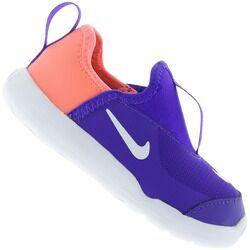 Nike Tênis para Bebê Nike Lil Swoosh Feminino - Infantil - AZUL/ROSA