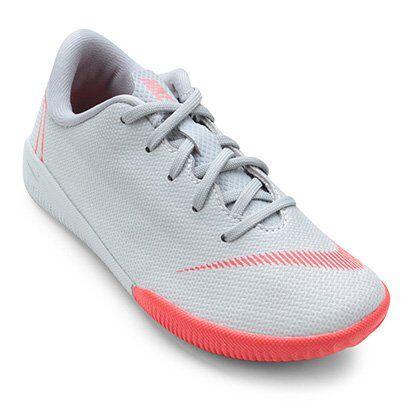 Chuteira Futsal Infantil Nike Mercurial Vapor 12 Academy - Unissex