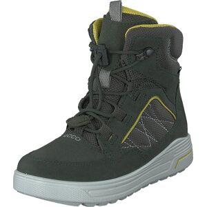 Ecco Urban Snowboarder Deep Forest, Kengät, Bootsit, Vaelluskengät, Musta, Lapset, 32
