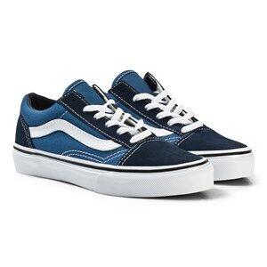 Vans Old Skool Shoes Navy/True White Lasten kengt 32 EU