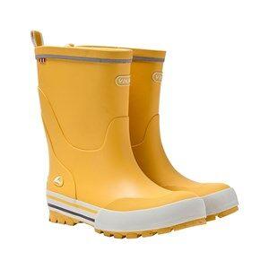 Viking Jolly Rain Boots Yellow Wellingtons