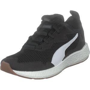 Puma Nrgy Neko Skim Jr Puma Black-puma White, Sko, Sneakers & Sportsko, Løpesko, Svart, Unisex, 38