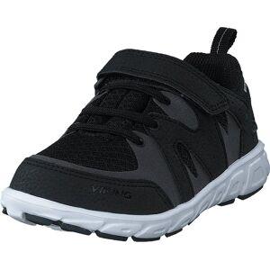 Viking Tolga Wp Black/charcoal, Sko, Sneakers og Treningssko, Løpesko, Svart, Barn, 27