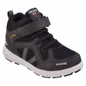 Viking Footwear Kid's Alvdal Mid Reflex Gore-Tex Sort