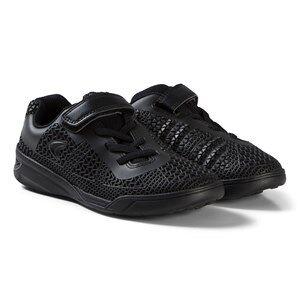 Clarks Award Blaze Junior Sneakers Black 32.5 (UK 13.5)