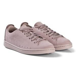 Clarks Nate Lace Sneakers Pink Nubuck 35.5 (UK 3)