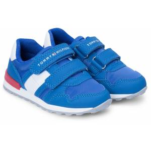 Tommy Hilfiger Sneakers, Royal/Bianco 26