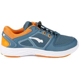 Bagheera Racer Sneaker, Navy/Orange 32
