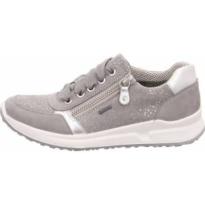 Superfit Merida HS Sneaker, Light Grey 34