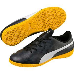 Puma Rapido IT Fotballsko JR, Black/Whi 34