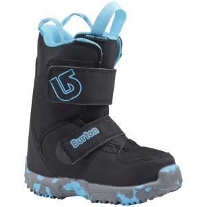 Burton Mini Grom Kids 19/20, snowboardstøvel, barn 9C (26) BLACK