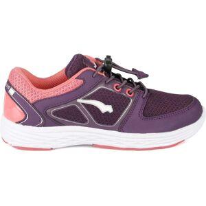 Bagheera Racer Sneaker, Plum/Pink 31