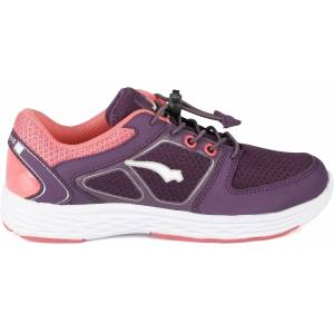 Bagheera Racer Sneaker, Plum/Pink 32