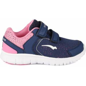 Bagheera Zippy Sneaker, Dark Violet/Pink 27